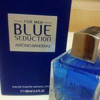 Духи Antonio Banderas Blue Seduction