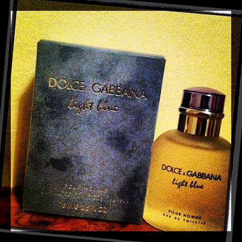 Dolce Gabbana D&G Light Blue Homme